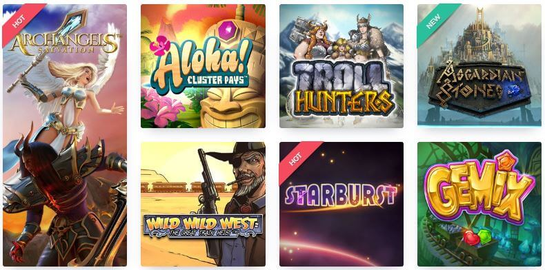 Eurolotto Casino Games