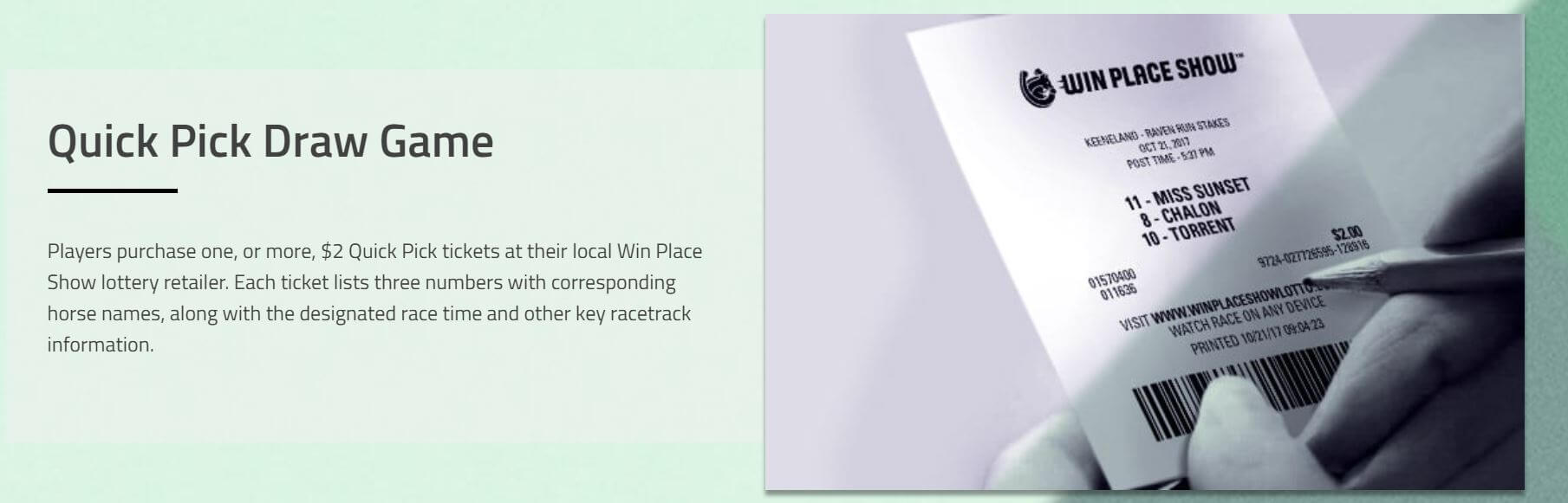 Win Place Show Bet Calculator